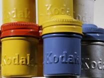 Anhoerung im Insolvenzverfahren des Fotoherstellers Kodak