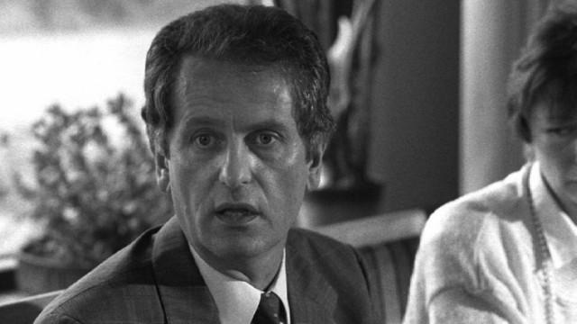 Uwe Barschel, 1987