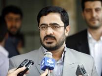 Ahmadinedschad-Verbündeter im Iran entlassen