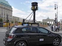 Google verzichtet auf Ausweitung von Street View in Deutschland