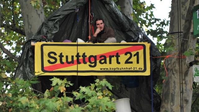 Stuttgart-21-Bäume