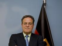 Romann wird neuer Praesident der Bundespolizei