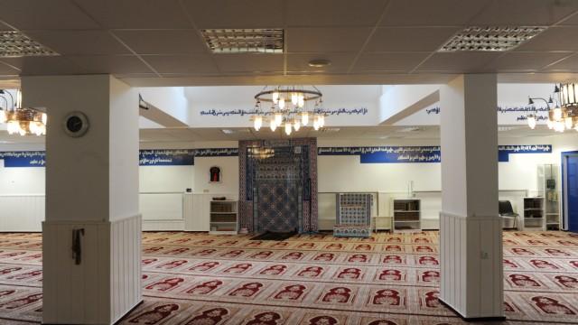 Afghanische Moschee in München, 2010