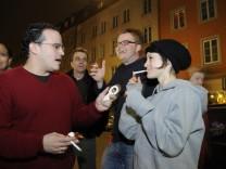 Rauchverbot in Bayern