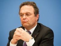 Bundesinnenminister Hans-Peter Friedrich