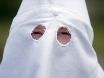 NSU-Ermittler gehen laut Zeitung moeglicher Spur zum Ku-Klux-Klan nach