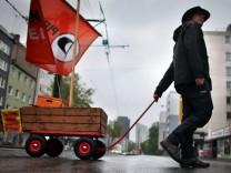 Wahlkampf NRW - Piraten