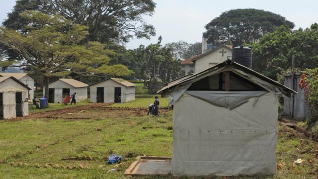 Drei neue Ebola-Fälle in Uganda
