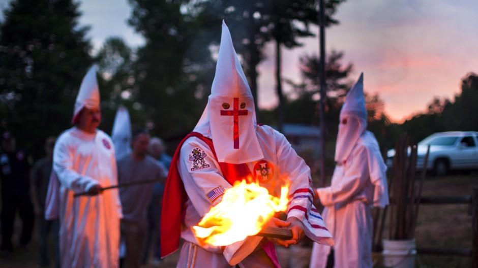 Ku Klux Klan in Virginia - USA