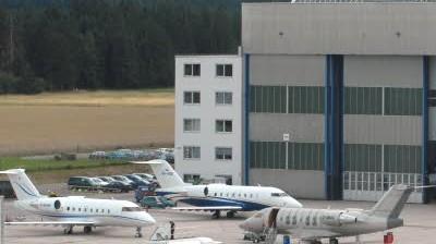 Stadtleben Flughafen Oberpfaffenhofen