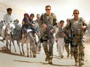 Bundeswehr, Afghanistan, ddp