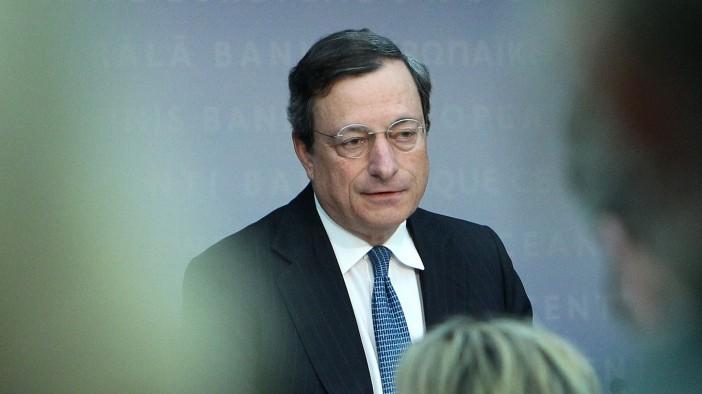 draghi euro ezb