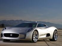 Jaguar, Jaguar C-X75, Hybrid, Sportwagen, Supersportwagen