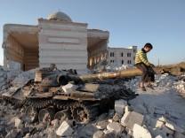 Kampf um Aleppo