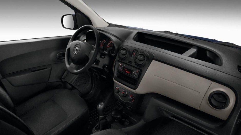 Dacia Dokker, Davia, Van, Kombi