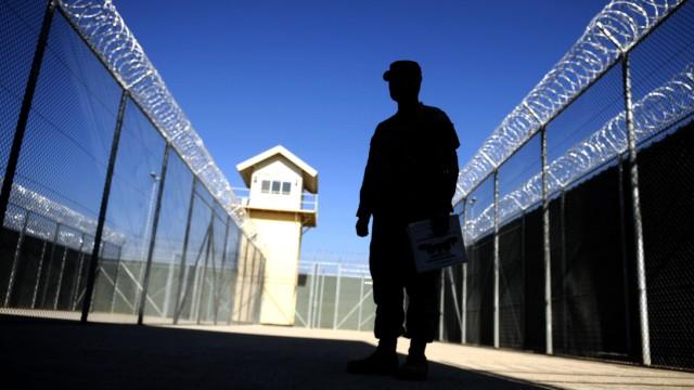 Gefangenenlager Bagram Haftanstalt Bagram
