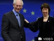 Van Rompuy; Ashton; EU; dpa