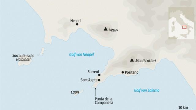 Sorrent Halbinsel