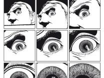 """Bild aus der Graphic Novel """"3 Sekunden"""""""