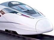 Hochgeschwindigkeitszug von Bombardier