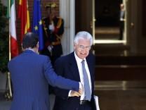 Mariano Rajoy, Mario Monti