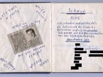 Tagebuch eines Elvis-Presley-Fanclubs 1962