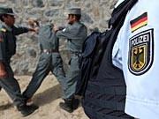 Afghanistan Polizei Ausbildung Bundeswehr, AP