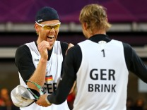 Olympics Day 10 - Beach Volleyball