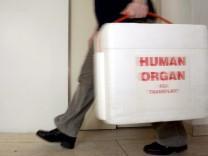 Sozialministerium will runden Tisch zu Organspenden