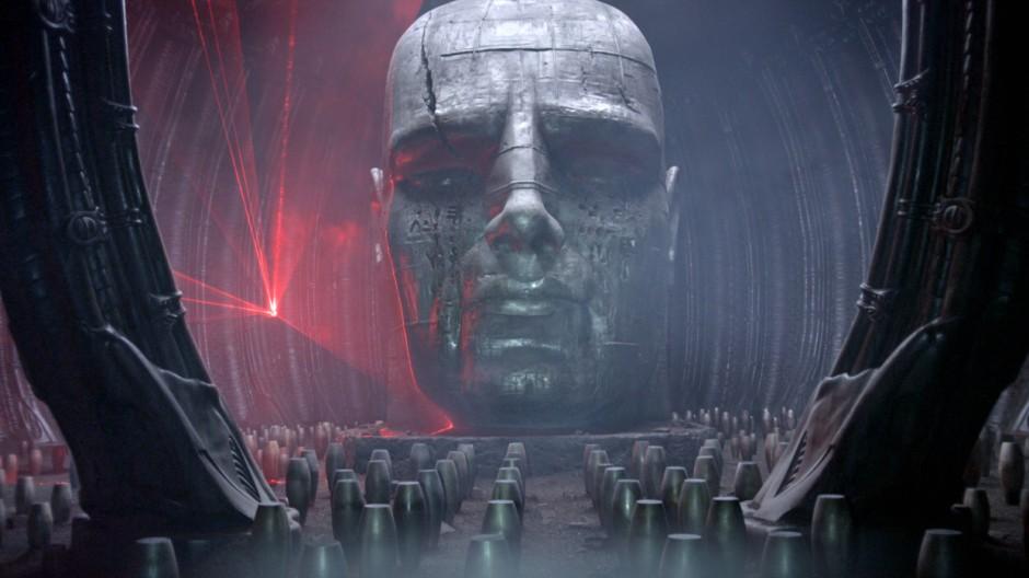 Themendienst Kino: Prometheus - Dunkle Zeichen