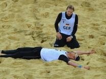 Beckermann und Brink im Finale, Olympics Day 11 - Beach Volleyball
