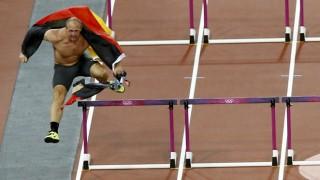 Olympia Diskus-Gold für Robert Harting