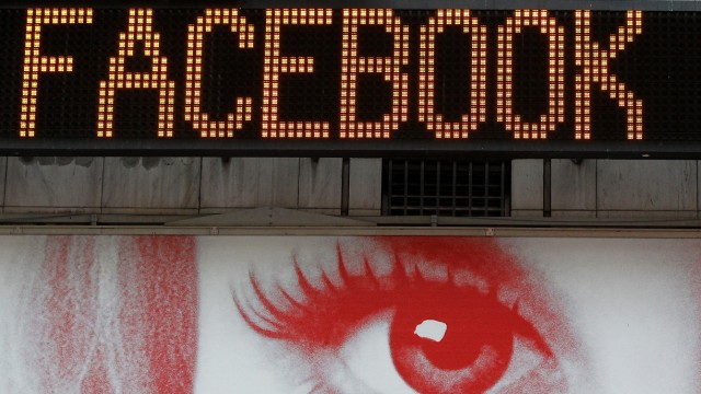 Facebook  Times Square