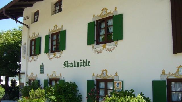 Maxlmühle, Valley