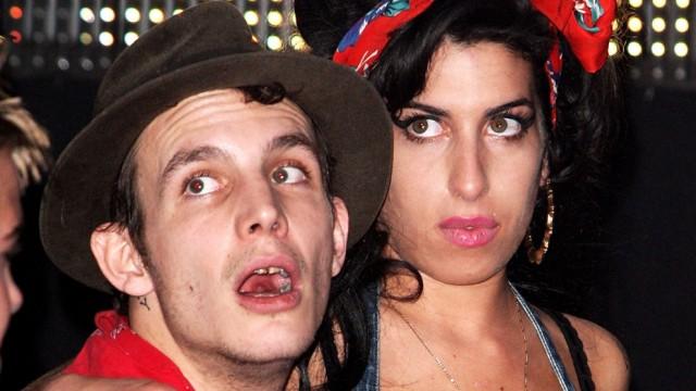 Blake Fielder-Civil und Amy Winehouse, 2007