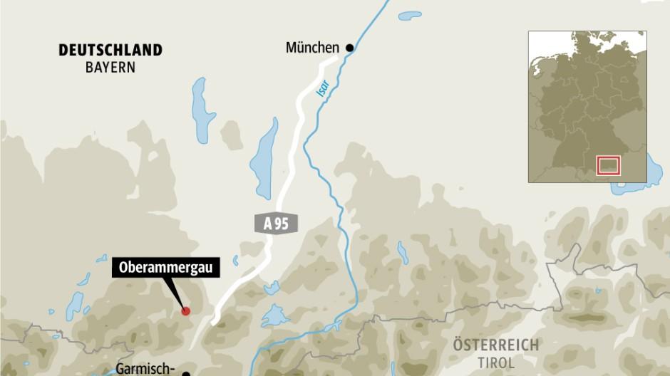 Portaledge Oberammergau