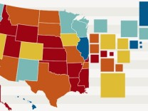 USA Wahlatlas 2012 Teaser