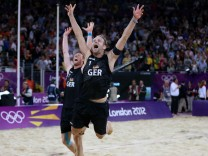Olympics Day 13 - Beach Volleyball