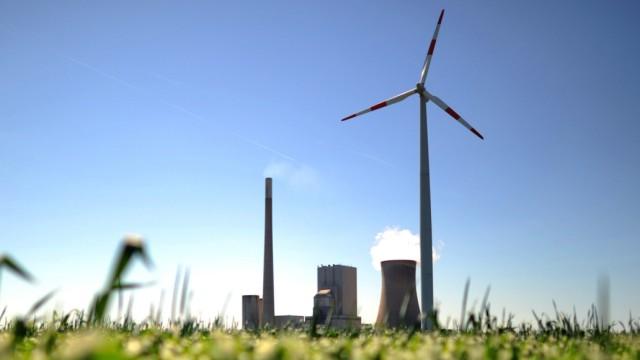 Energiewende Fossile Brennstoffe Ökostrom