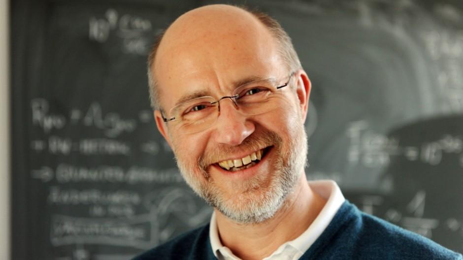 Physiker Harald Lesch, 2012