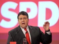Sigmar Gabriel SPD Banken Schweiz Steuerhinterziehung