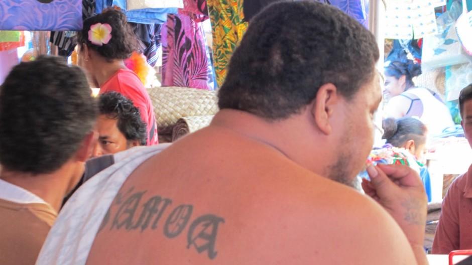 Pazifik-Staat Samoa rückt Fett zu Leibe