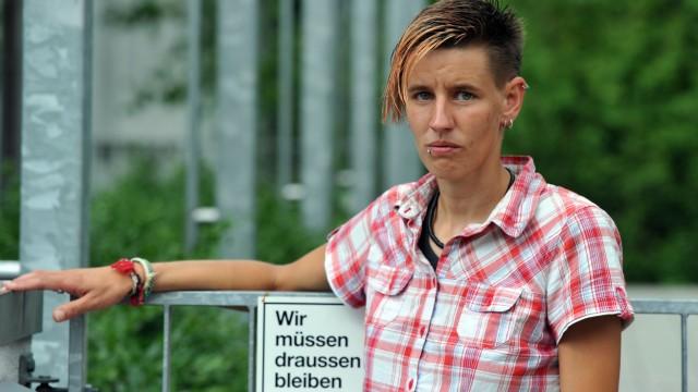 Lesbische Erzieherin Tanja Junginger
