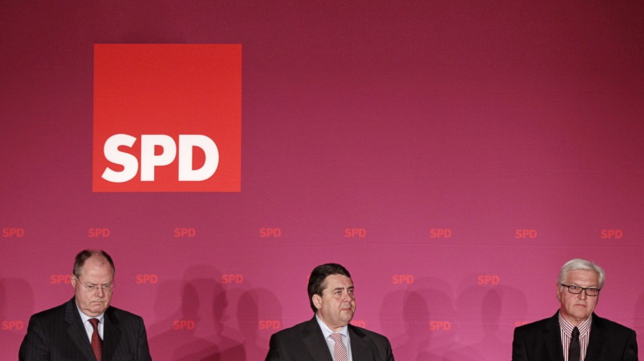 Schluss mit Urlaub: Die SPD-Troika ringt um die Kanzlerkandidatur