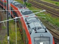 Talent 2, Zug, Bahn, DB, Deutsche Bahn, Schiene, Verkehr