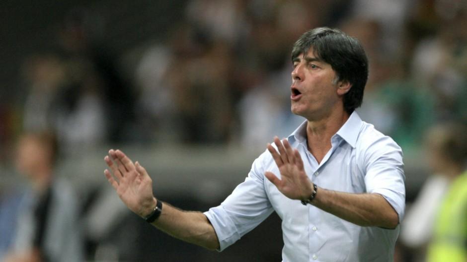 Joachim Löw, Deutschland - Argentinien 1-3