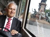 Erwin Huber geht in den Ruhestand