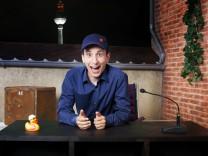 TV Neue Late-Night-Show 'GuseBerlin' im RBB