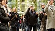 Flashmob in München