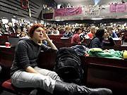 Studentenproteste Wien Österreich